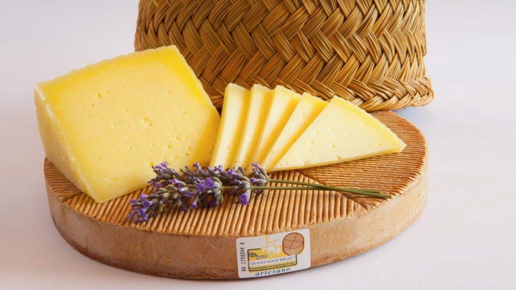 quesos manchego espana oveja