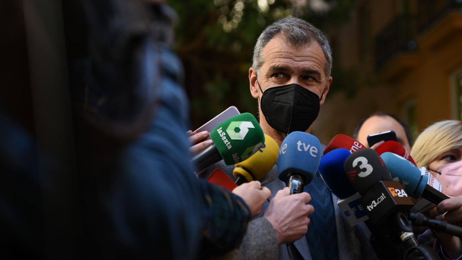 """Toni Cantó se ofrece al próximo líder del PP valenciano para """"ayudar al cambio"""": """"Estaré donde me digan para echar una mano"""""""