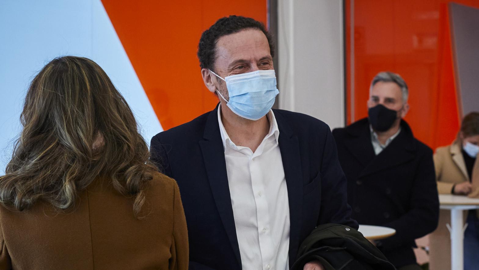 Ciudadanos presenta una lista para las elecciones en Madrid sin la consejera Marta Rivera