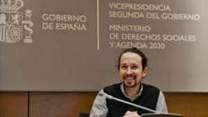 30.103 ancianos muertos y Pablo Iglesias se va sin pisar una rfesidencia