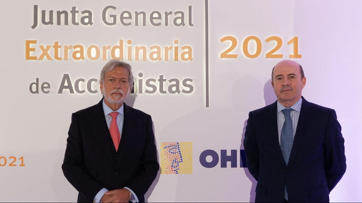OHL crea dos filiales en Luxemburgo para avalar con sus activos la refinanciación