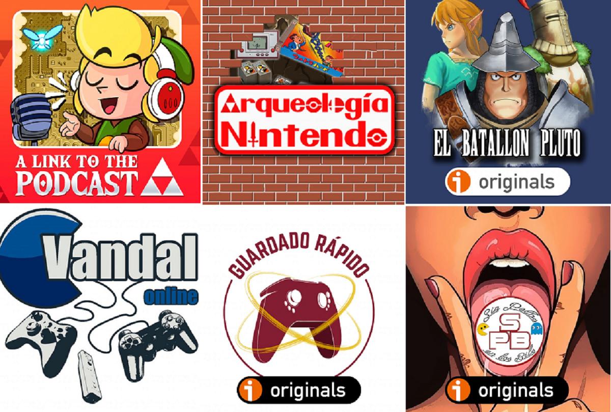 Diez podcast sobre videojuegos para amenizar tu fin de semana