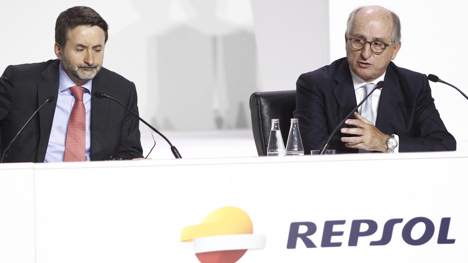 Repsol presenta 30 proyectos por valor de 6.000 millones para financiarse con fondos europeos