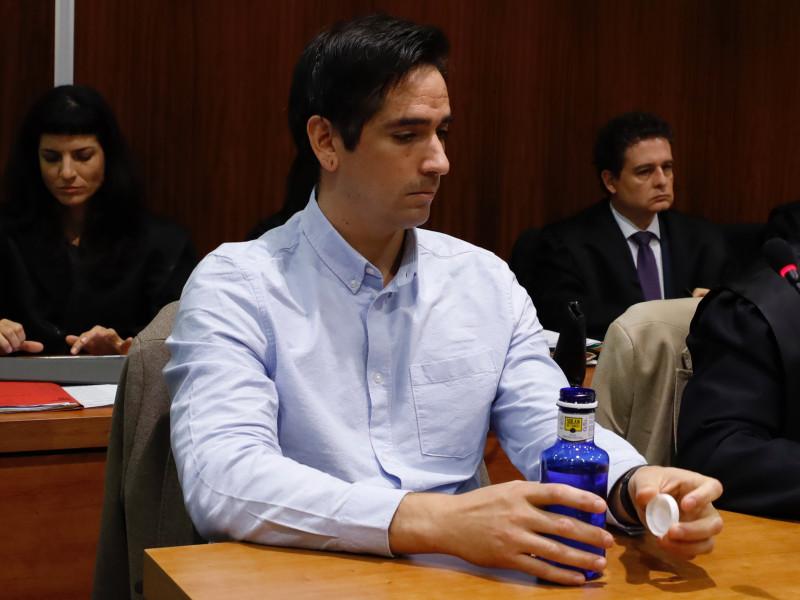 La Justicia confirma la sentencia de 20 años de cárcel para Rodrigo Lanza por el 'crimen de los tirantes'