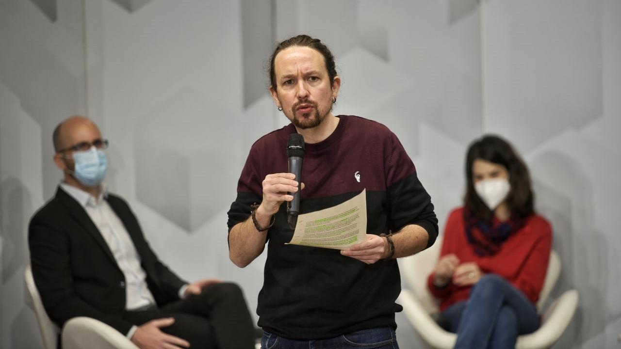 Pablo Iglesias, ratificado candidato de Podemos a la Presidencia de la Comunidad de Madrid
