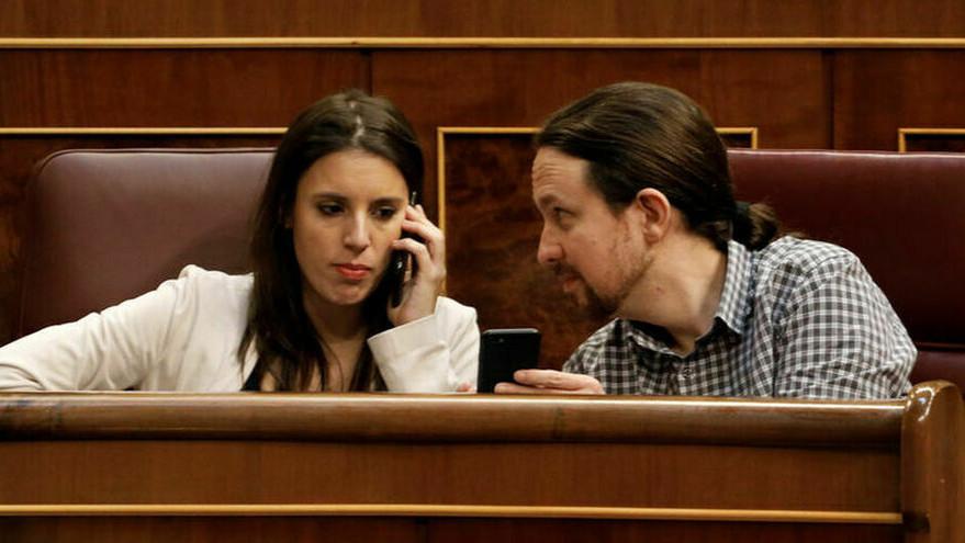 ¿Pablo Iglesias e Irene Montero en crisis?: él está desaparecido de Galapagar