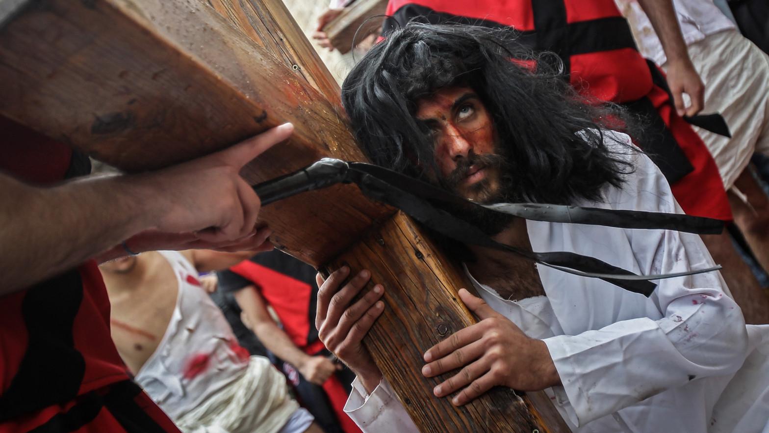 Si Jesucristo bajara a España