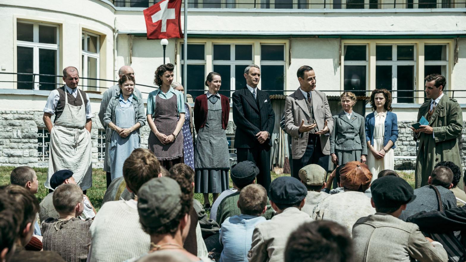 Una serie destapa el pasado antisemita de Suiza tras la Segunda Guerra Mundial