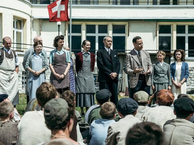 Suiza, ¿país neutral? La serie que destapa su antisemitismo