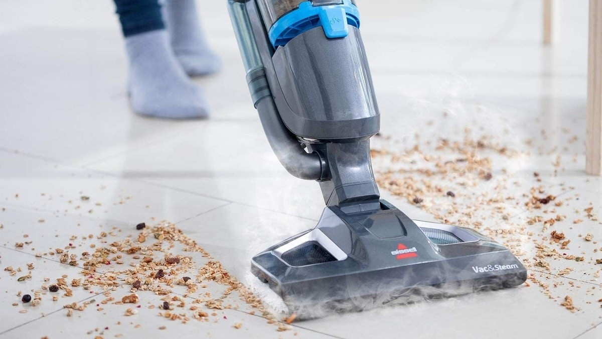 Ventajas de la limpieza a vapor del suelo: ¿cómo puede ayudarte el aspirador Bissell?