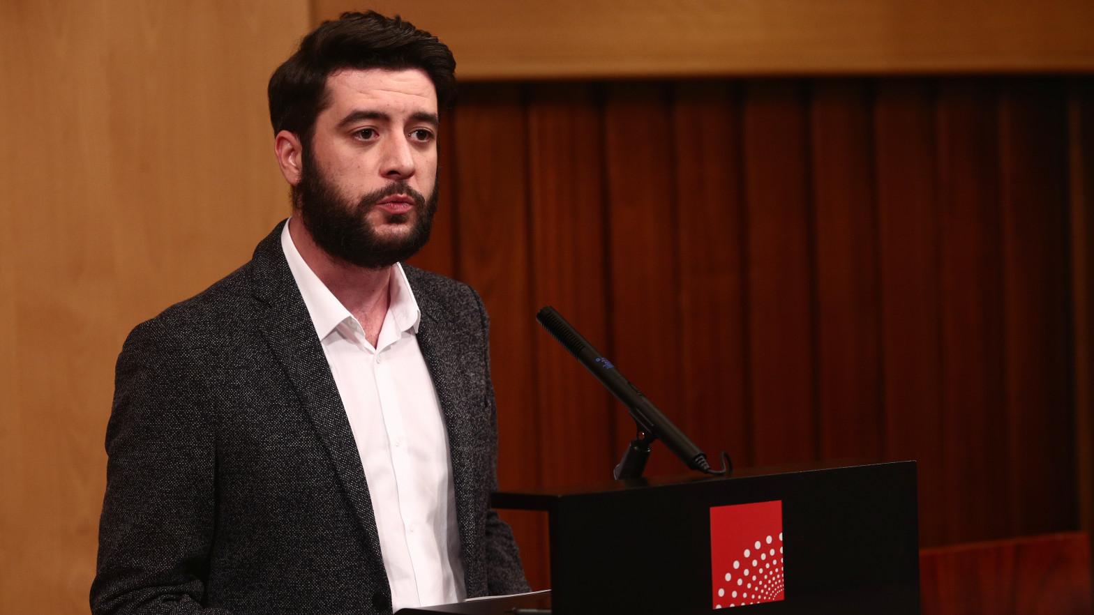Ciudadanos designa a César Zafra como coordinador del comité de campaña en Madrid