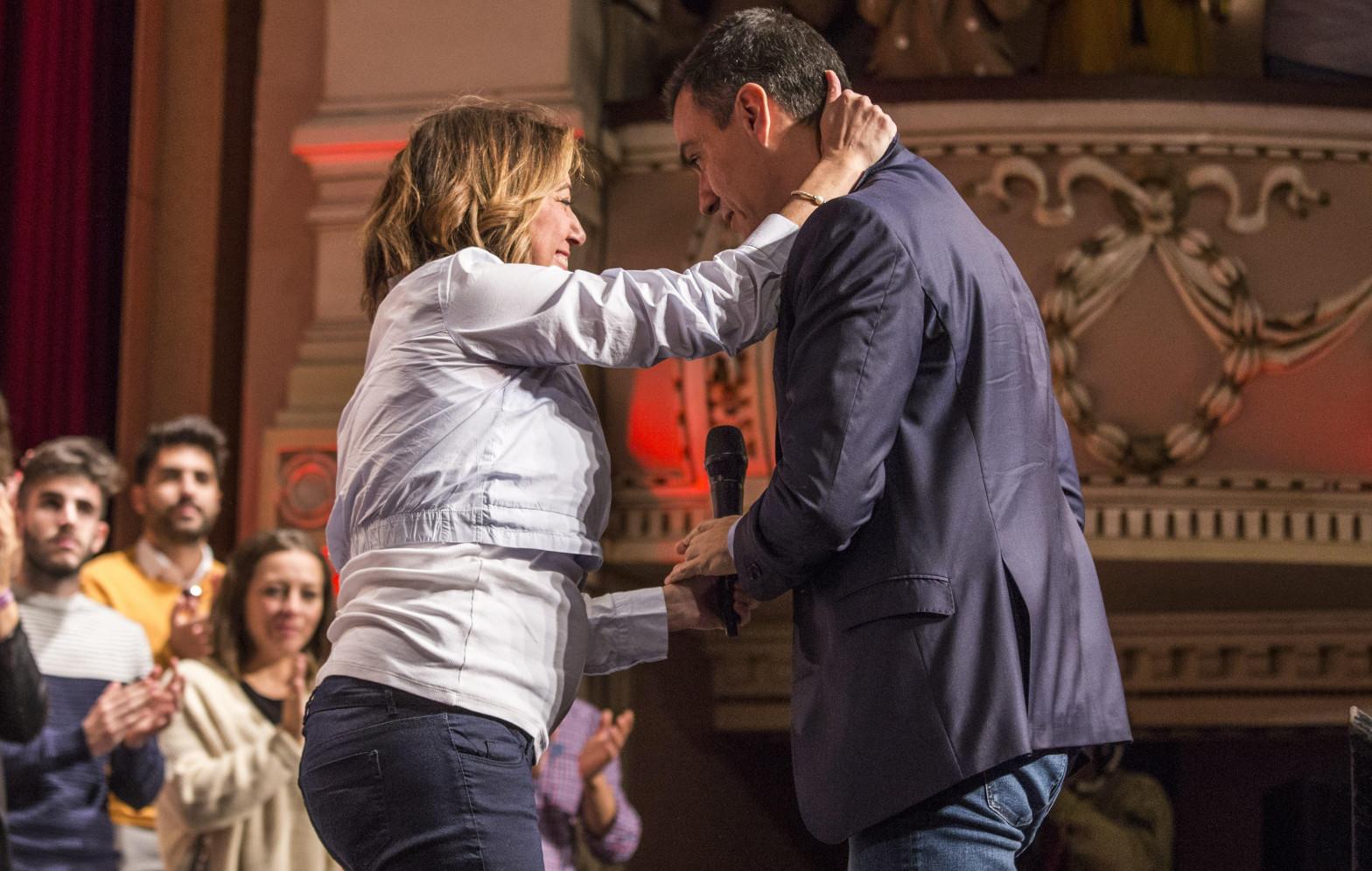 Sánchez releva a los delegados del Gobierno para asaltar Andalucía, Galicia y Madrid