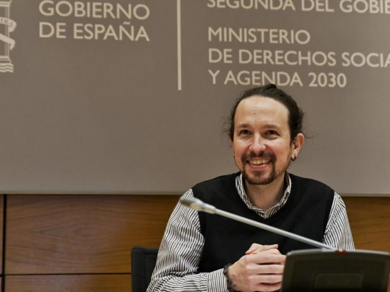 Moncloa esgrime razones organizativas para que Iglesias no compareciera ante los medios en su despedida.