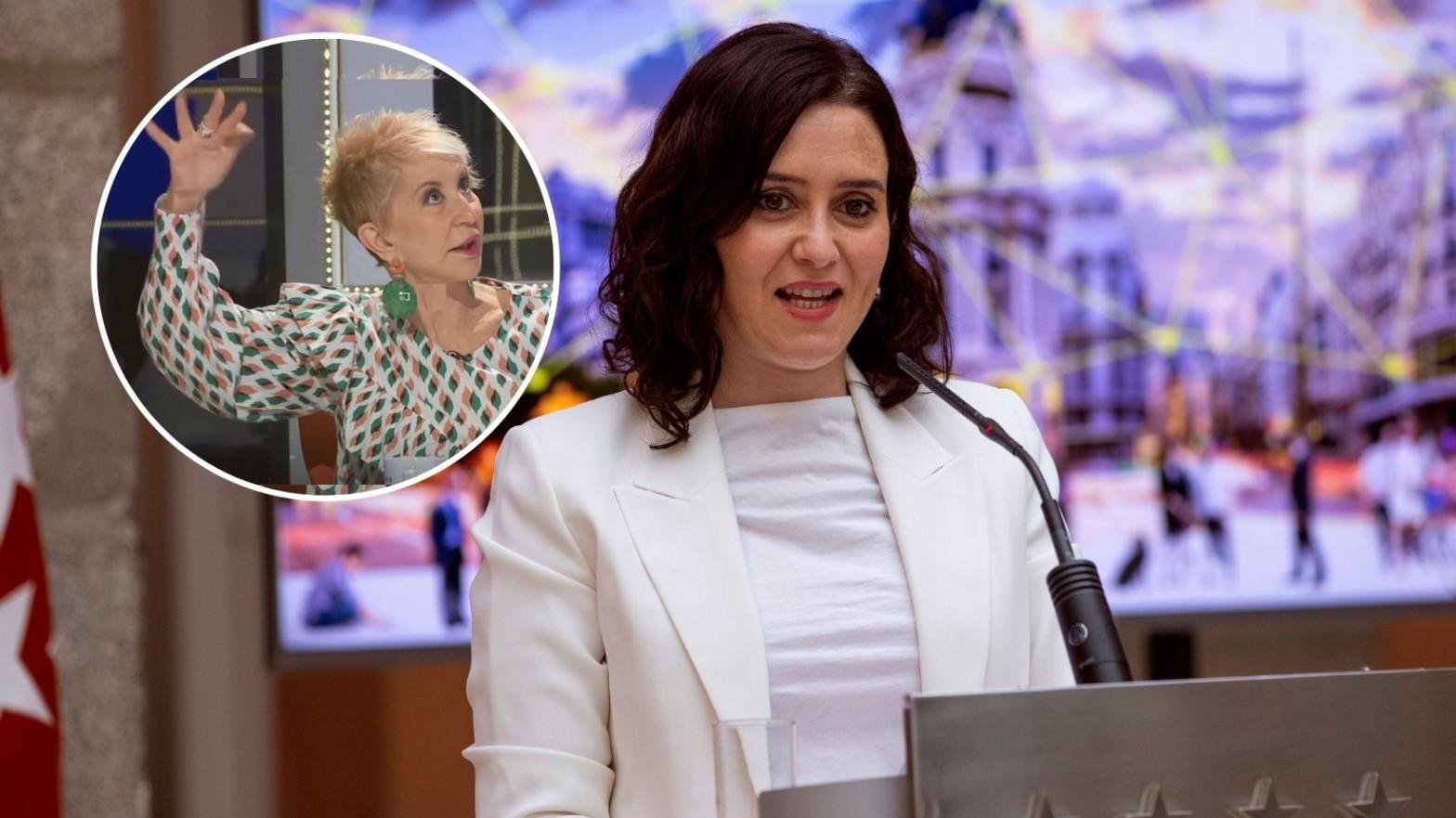 El PSC se pone de perfil para investigar los insultos contra Ayuso en TV3
