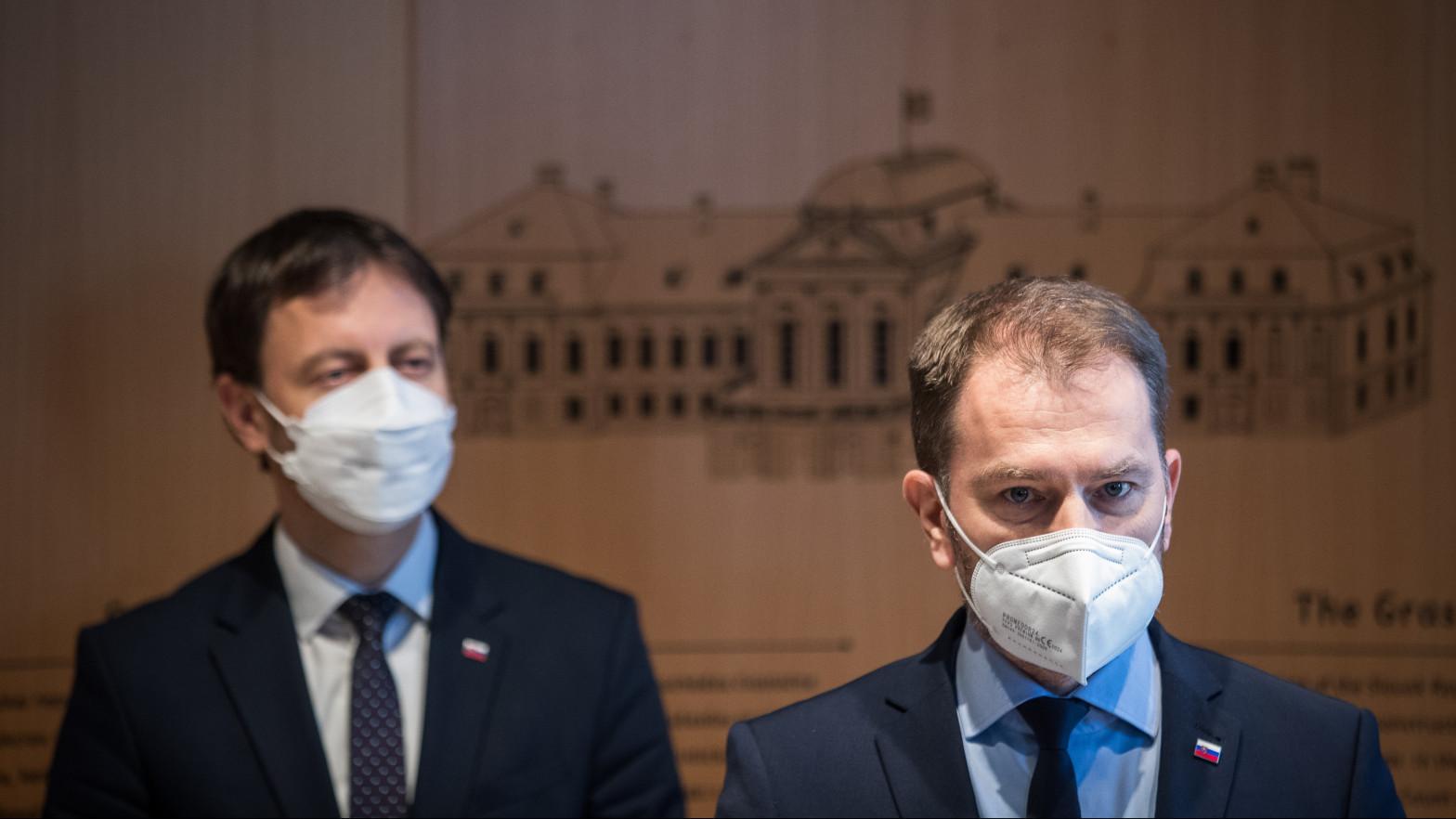 Dimite el primer ministro eslovaco por decidir la compra de la vacuna rusa sin contar con sus socios