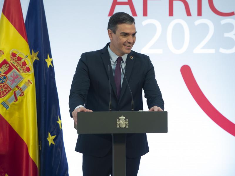 Sánchez confirma el ascenso de Nadia Calviño a la vicepresidencia segunda