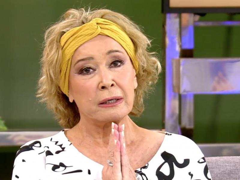 Mila Ximénez, ingresada de nuevo en un hospital