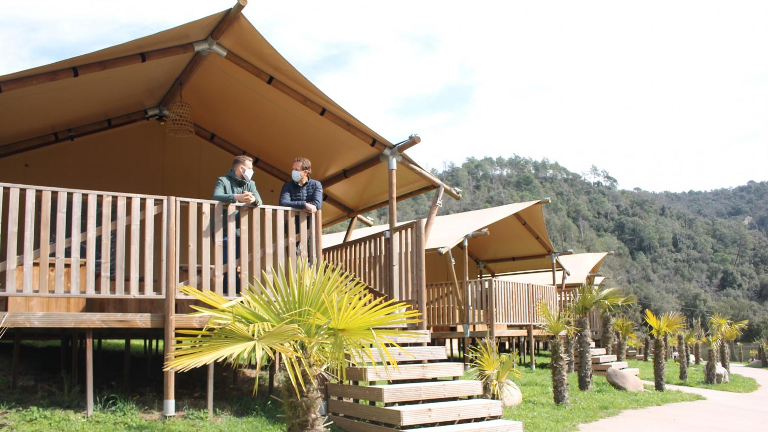 Los mejores campings y glampings de España