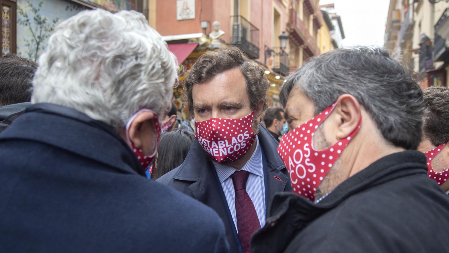 """Vox quiere salvar los tablaos flamencos y los recuerdos """"typical Spanish"""""""