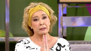 Mila Ximénez reapareció el pasado mes de marzo en 'Sálvame'.