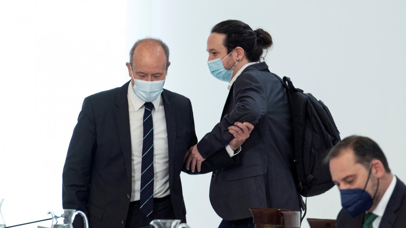 Pablo Iglesias ya no forma parte del Gobierno: el BOE recoge su cese