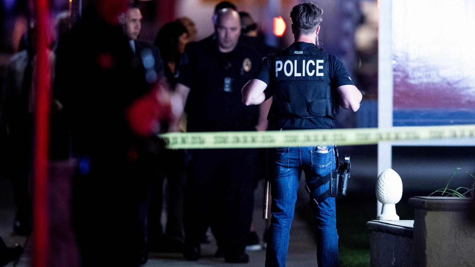 Tiroteo en edificio de oficinas deja 4 muertos y 2 heridos — California