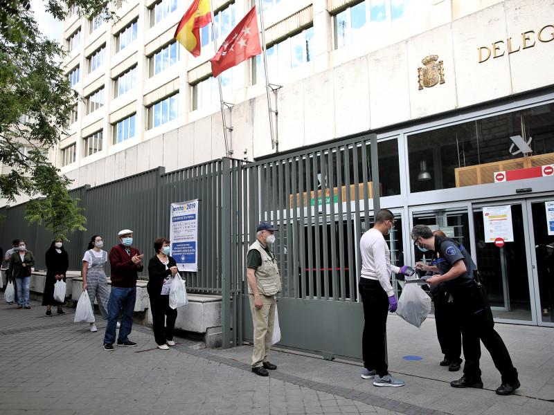 Solo dos de cada diez españoles declaran a Hacienda ganar más de 30.000 euros anuales