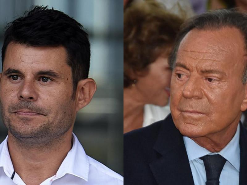El supuesto hijo de Julio Iglesias pide que se reconozca su paternidad