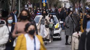 Bajan las intervenciones de la Policía Municipal de Madrid en pisos y suben las denuncias en la calle
