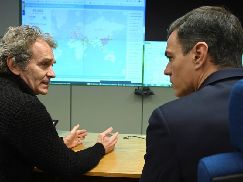 El Gobierno creará un centro Nacional de Salud Pública con Fernando Simón al frente