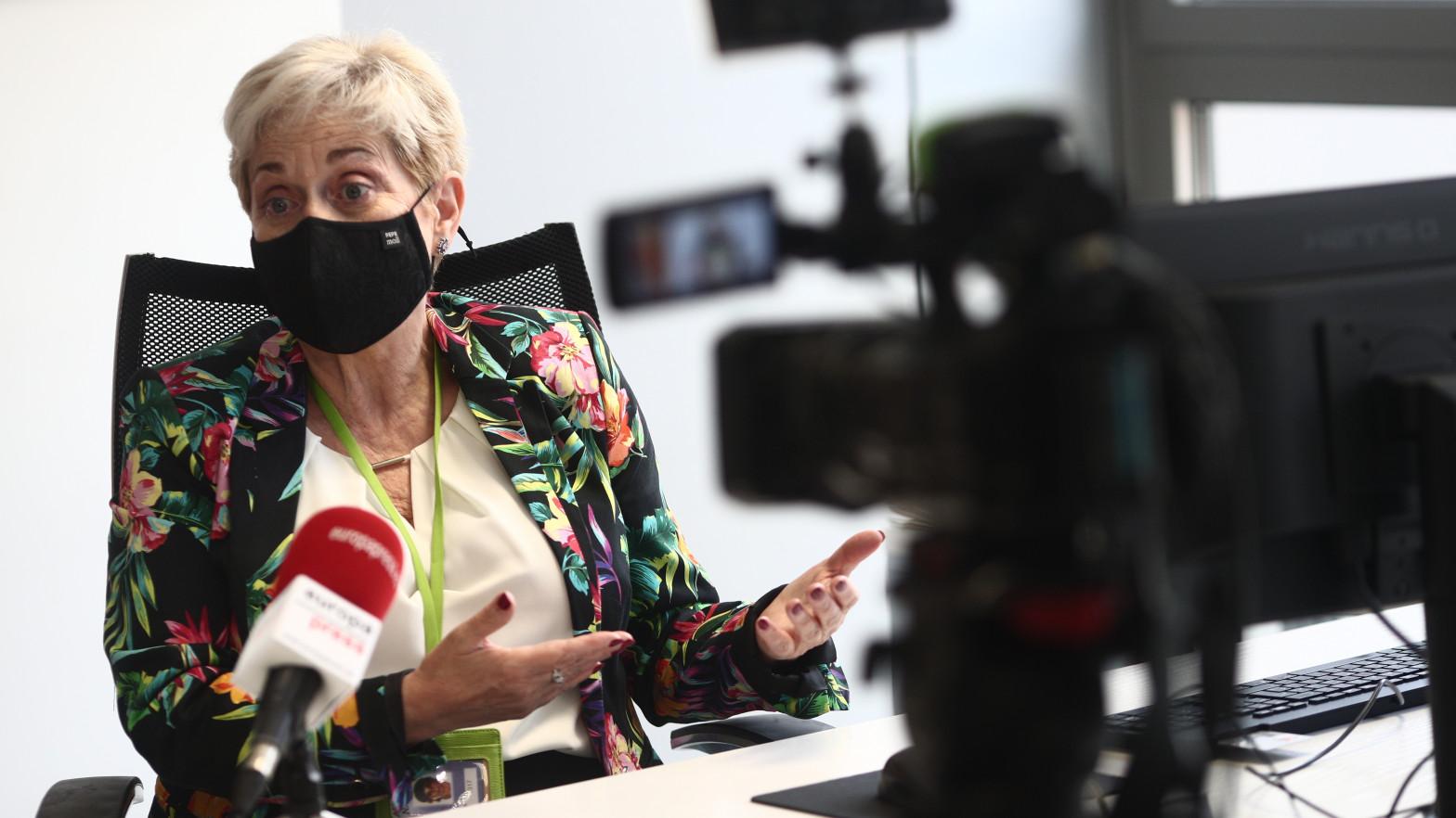 """La jueza María Tardón cree que los partidos """"enturbian la convivencia"""" usando los tribunales como arma política"""
