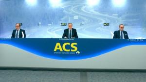 ACS entrega sus contratos con Naturgy, Vodafone y Amazon a su nuevo socio francés