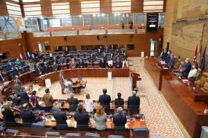 ¿Qué pasaría si empataran la derecha y la izquierda en la Asamblea de Madrid?