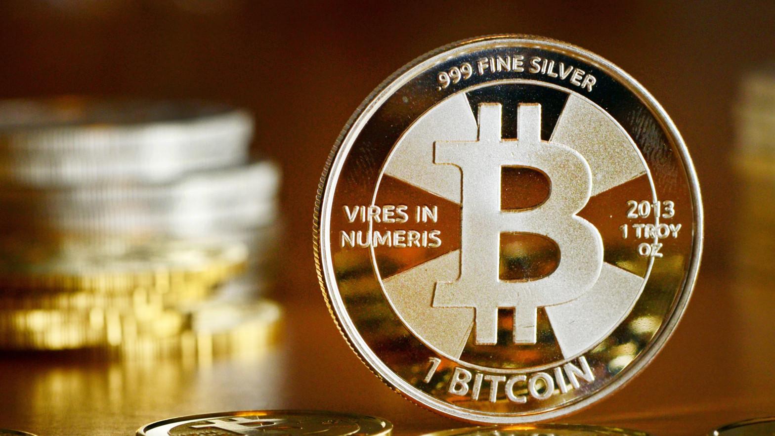 Inversión como bitcoin