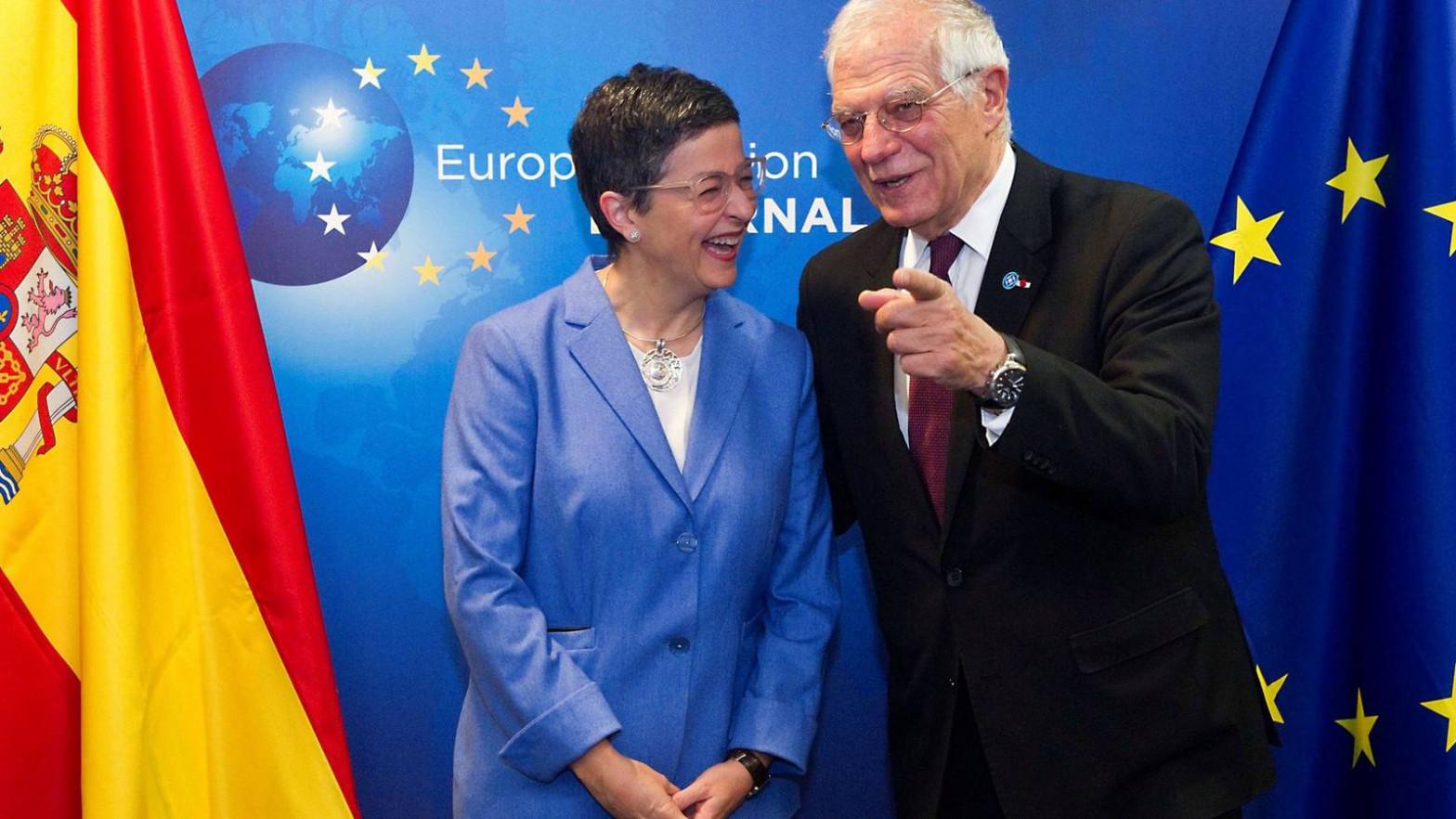 Laya facilita a Borrell una salida para el polémico embajador de la UE en Cuba