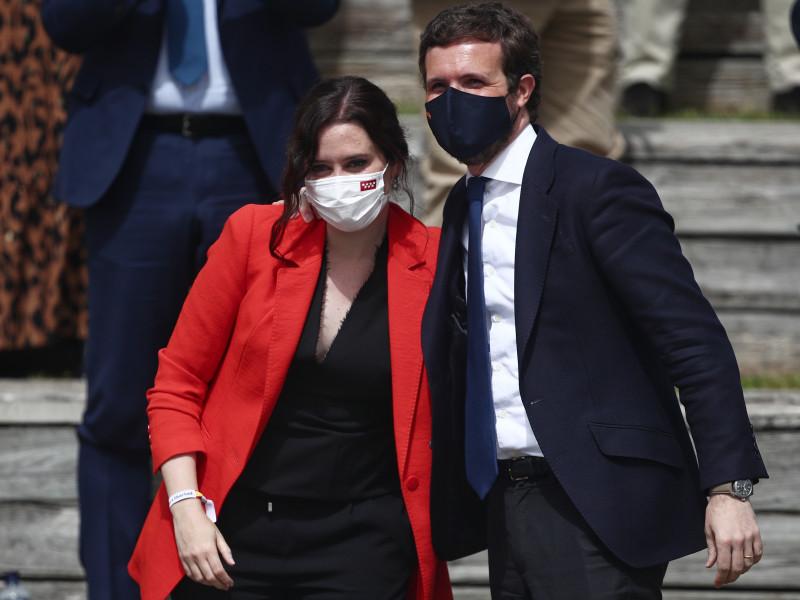 ¿Independentismo de derechas madrileño?