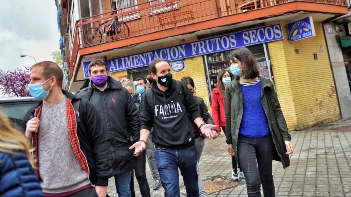 """Los sanitarios responden a Pablo Iglesias: """"Cerrar el Zendal es un sinsentido"""""""