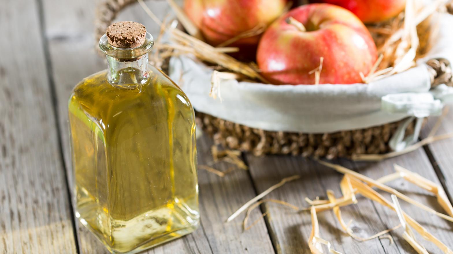Vinagre de sidra de manzana: cómo tomarlo para adelgazar y acelerar el metabolismo