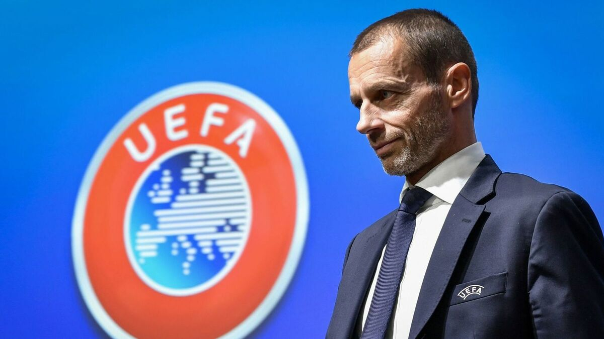 La UEFA abre expediente sancionador contra Real Madrid, Barça y Juventus por la Superliga