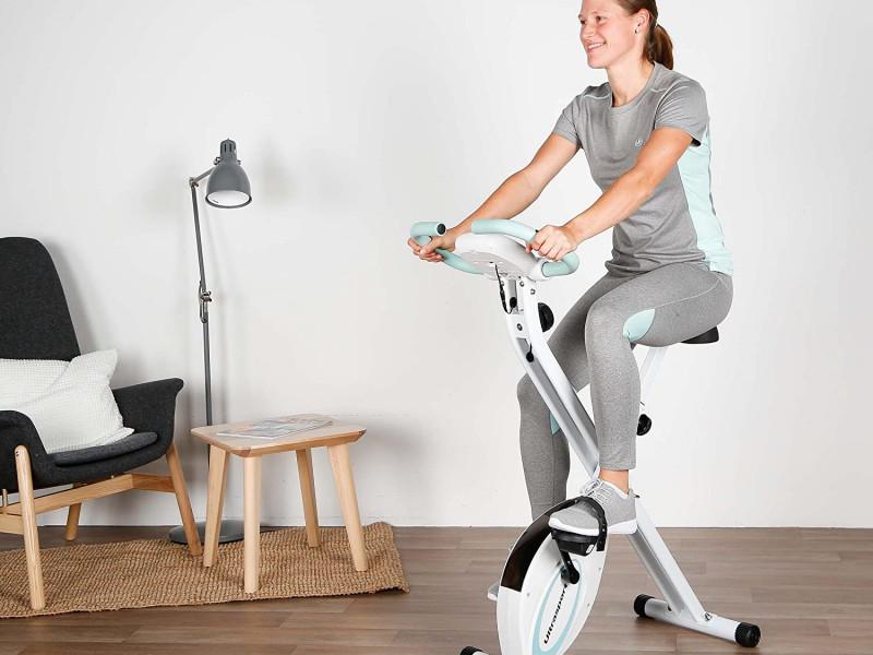 Cinta de correr o bicicleta estática