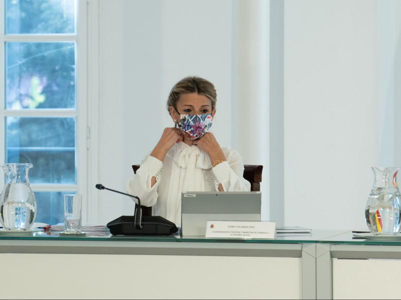 Pedro Sánchez coloca a Yolanda Díaz en la comisión que controla el CNI
