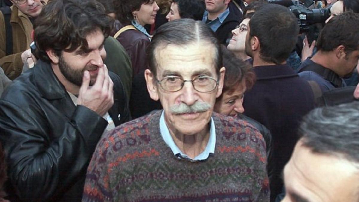 Muere a los 88 años Julen Madariaga, uno de los fundadores de ETA