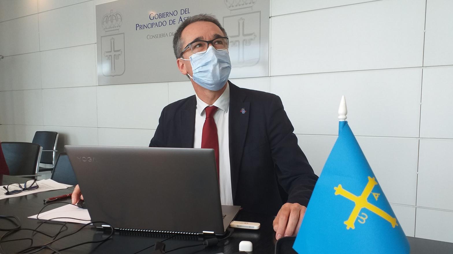 El gobierno de Asturias ataca a Madrid para defender su gestión de la pandemia