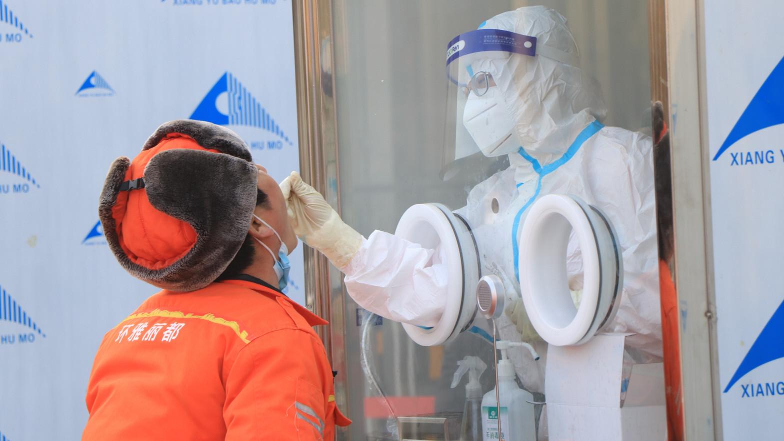 China detecta 41 nuevos contagios de covid, 17 del brote de la provincia de Yunnan
