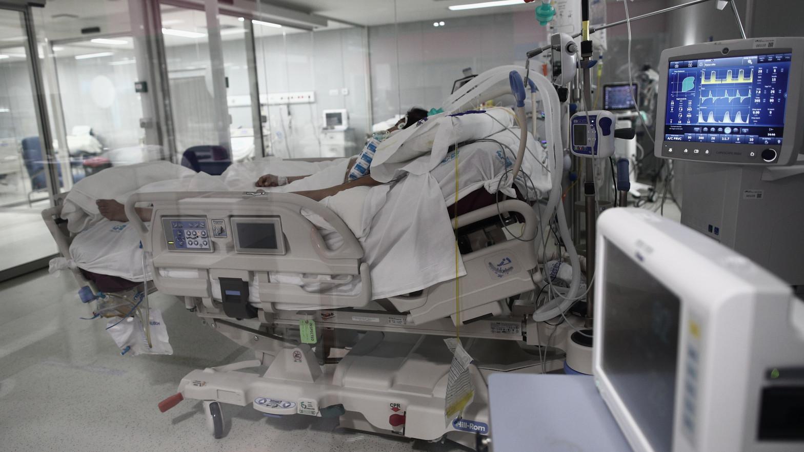 Repuntan los contagios en Madrid tras la Semana Santa con 2.643 nuevos casos