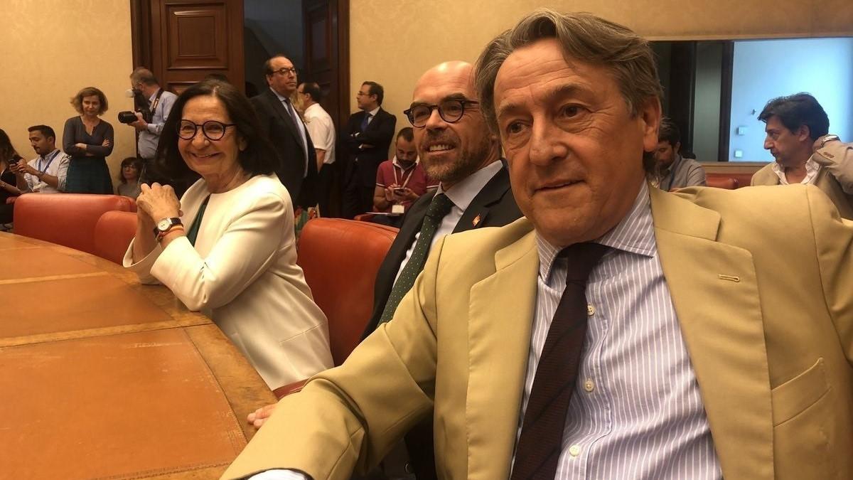 ox quiere que Bruselas investigue una ayuda de 500.000 euros a la fundación de Garzón