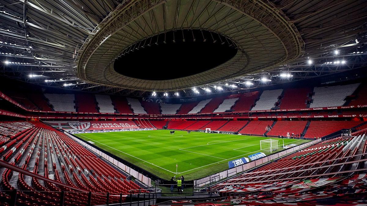 La UEFA compensa con 1,3 millones a Bilbao por el cambio de sede de la Eurocopa