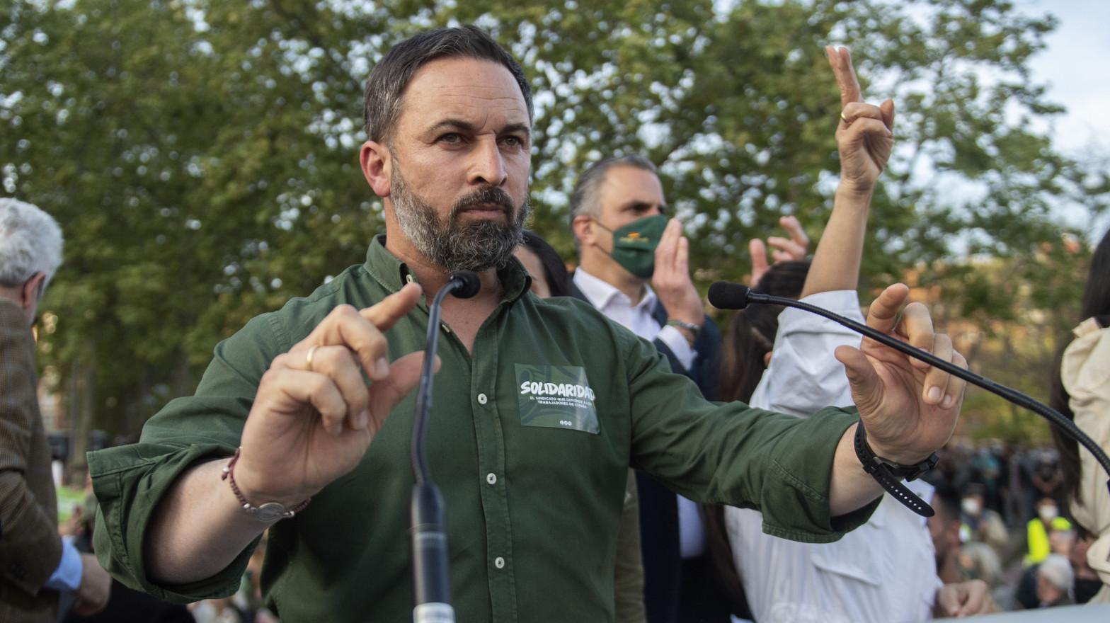 """Iglesias acusa a """"los ultras de Vox"""" de """"provocar violencia"""" en Vallecas"""