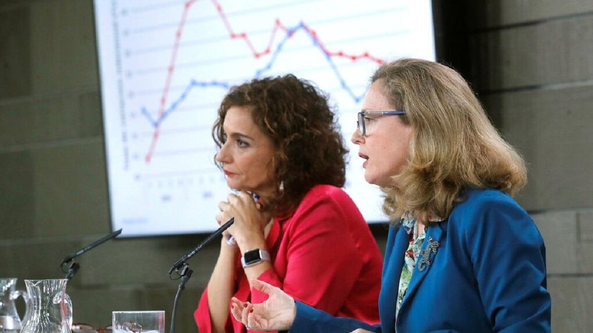 La economía española, tras el primer año de pandemia