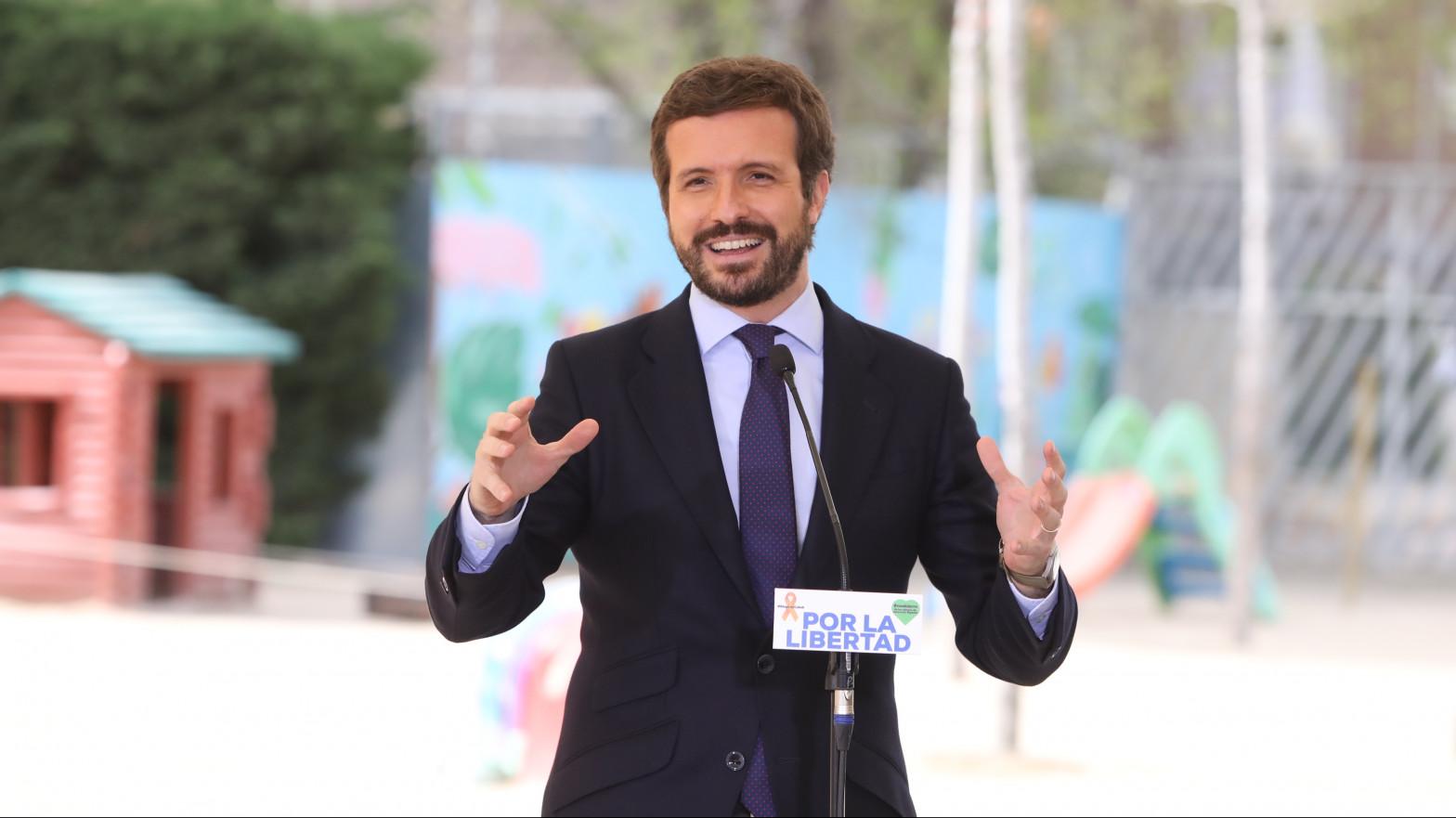 Casado ofrece a Sánchez aprobar plan B antes de que termine estado de alarma